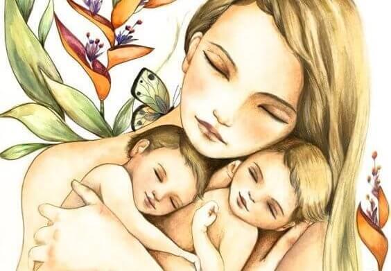 La maternité : un tremblement de terre dans l'âme