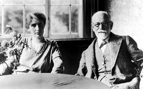 Anna Freud et son oeuvre après Sigmund Freud