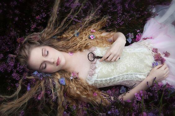 Le réveil de la Belle au Bois Dormant