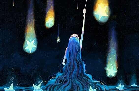 Nous sommes de la poussière d'étoiles et sommes fait-e-s pour briller