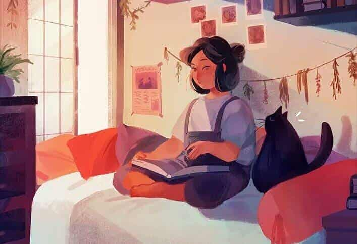 Je suis mon propre livre : je me réécris, je souligne des passages, je me rajoute des pages...