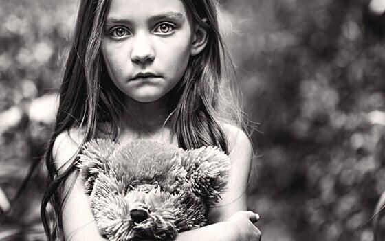 L'enfant oublié : une enfance passée dans le coin de la désaffection