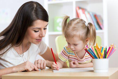 créativité chez l'enfant
