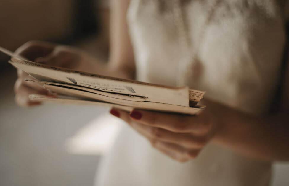 La surprenante lettre qu'une femme a trouvé dans le tiroir de sa fille adolescente