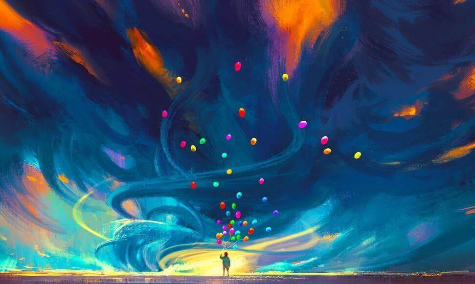 Le bonheur : une limite qui tend vers l'infini