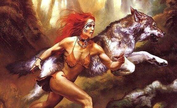 Chaque femme porte une louve en elle