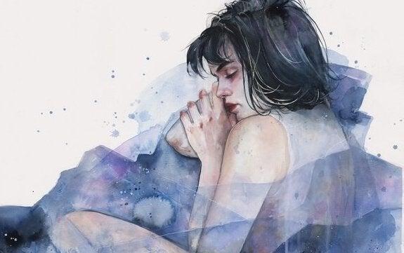 Anxiété flottante : le vide où vivent toutes mes peurs et mes incertitudes