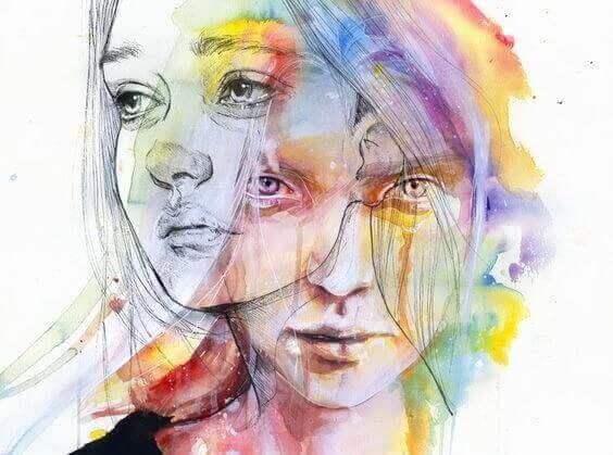 Quand vous acceptez et que vous intégrez vos polarités, c'est alors que vous devenez VOUS-MEME