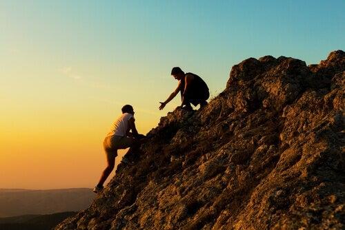 métaphores thérapeutiques montagne