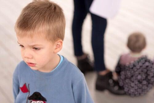 enfant victime du syndrome de la mère toxique