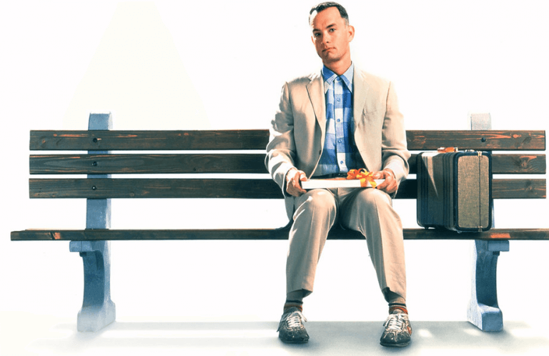 Forest Gump, un des 11 films motivants
