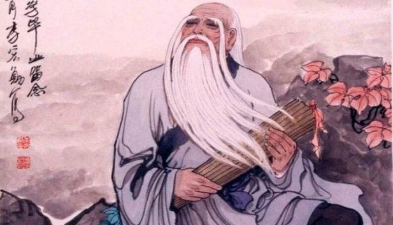 5 phrases de Lao-Tseu pour réfléchir