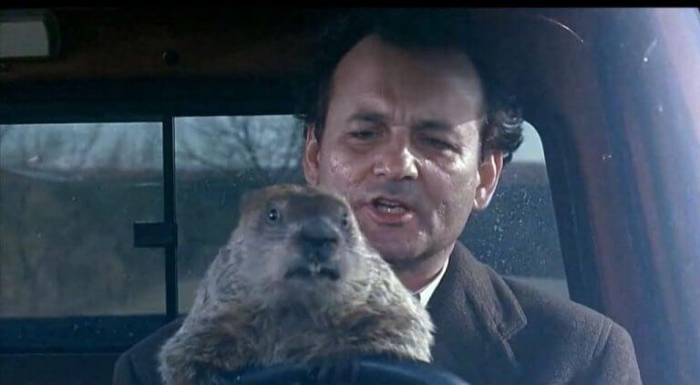 Le jour de la marmotte, un des 11 films motivants