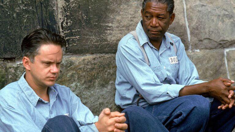 Les évadés, un des 11 films motivants