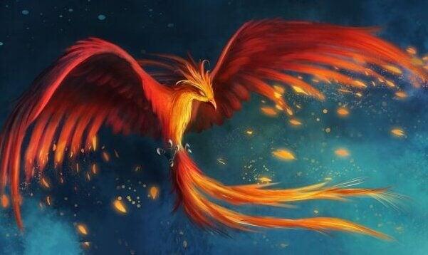 Le mythe du Phoenix, ou le merveilleux pouvoir de la résilience