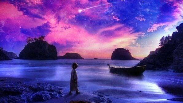 L'inspirante légende de l'enfant et de l'étoile de mer