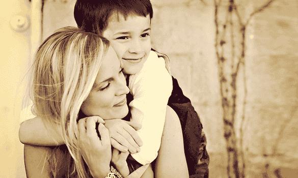 Mon fils aussi est sensible, affectueux, tendre...