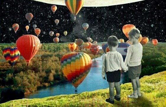 enfants rêves