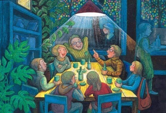 réunion de famille