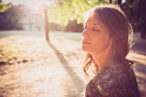 La relaxation chez les femmes atteintes de cancer du sein