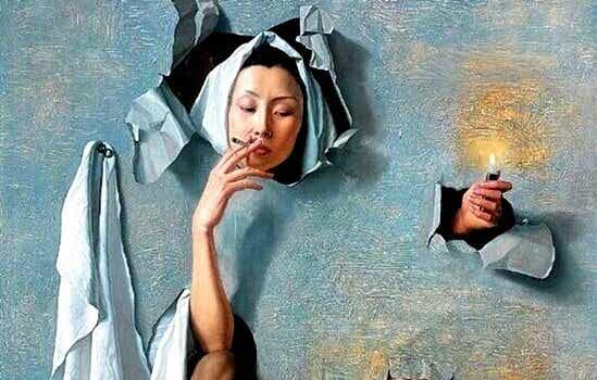 Qu'est-ce qui se cache derrière l'habitude de fumer ?