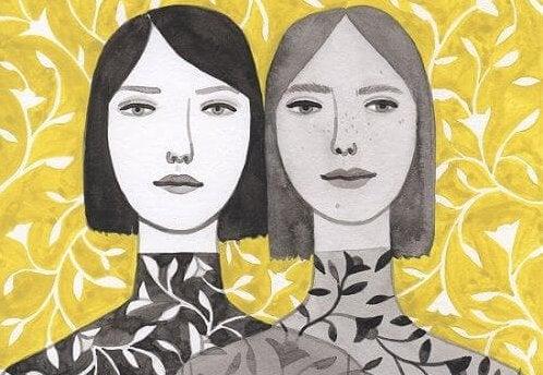 femmes tissant des relations personnelles