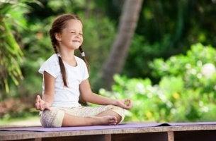 méditation enfance