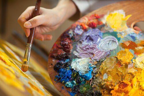 l'art thérapie pour travailler sur nos émotions