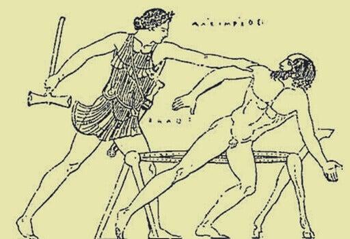 mythe de Procuste