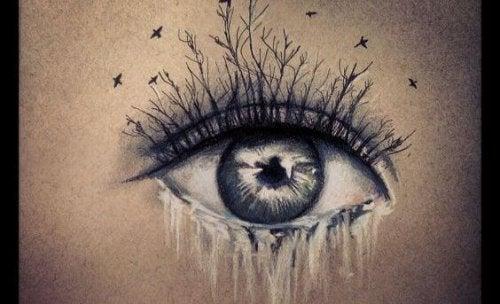 là où il y a des larmes, il y a de l'espoir