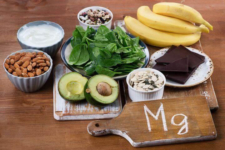 aliments contenant du magnésium