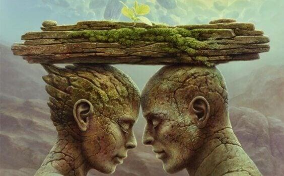 amour sain entre deux personnes