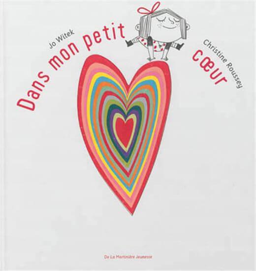 """""""Dans mon petit cœur"""", un conte qui représente l'amour à l'état pur"""