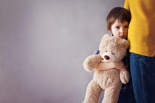 L'anxiété de séparation : quand cela devient-il un problème ?