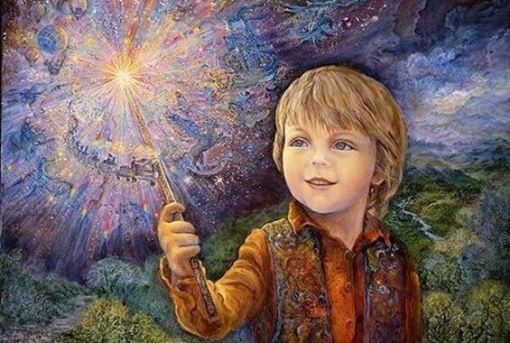 De chaque enfant naît l'humanité