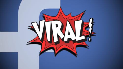 information virale sur facebook