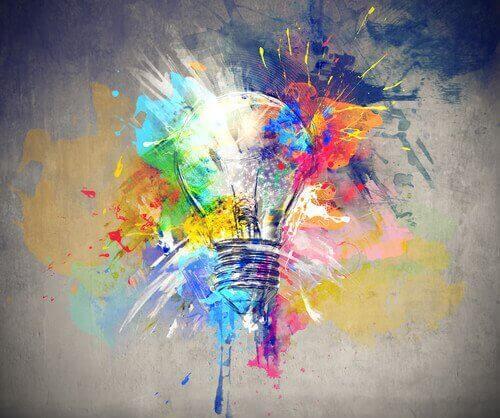 La créativité dépend d'où l'on vient
