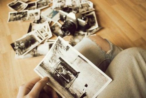 souvenirs en photographie
