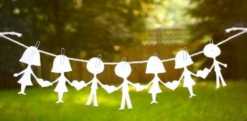 groupes de poupées