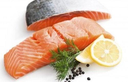 poisson pour renforcer la mémoire