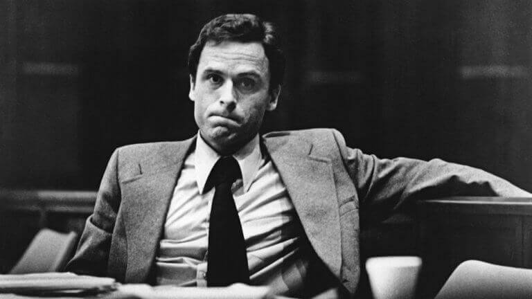Ted Bundy est un monstre