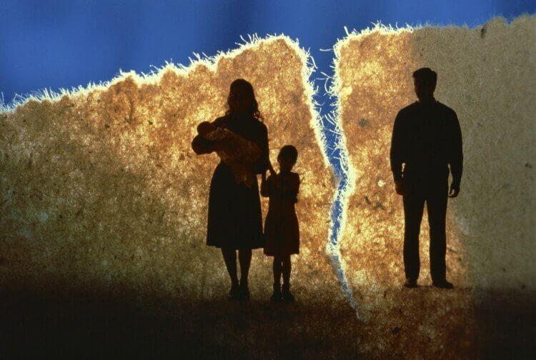 Les enfants ne divorcent pas