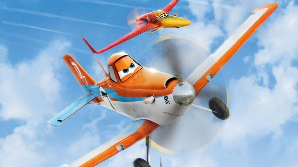 Planes : une histoire géniale de dépassement