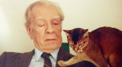 borges et son chat