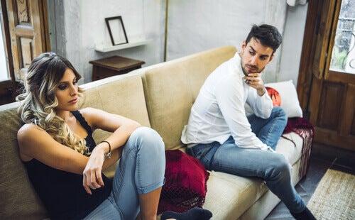 Que se cache-t-il derrière les tensions au sein du couple ?