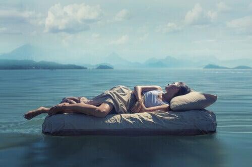 Les cinq phases du sommeil