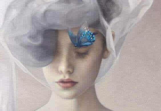 Le papillon qui croyait toujours être une chenille (histoire de la transformation)