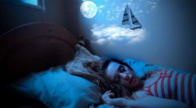 Somniloquie, lorsque l'on parle en dormant