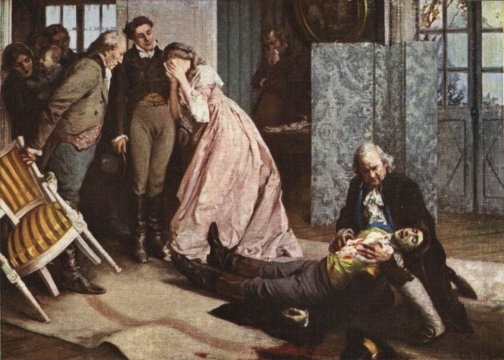 Effet Werther : la raison pour laquelle le suicide se propage