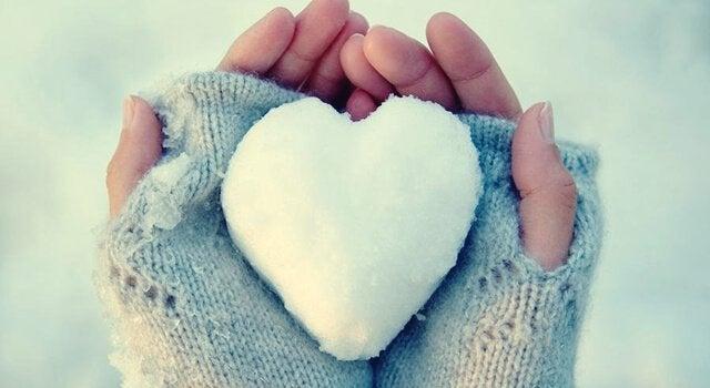 Cœurs de glace: individus ayant des problèmes pour exprimer leurs sentiments
